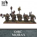 Orc Morax Troop (10)