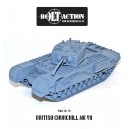 British Churchill MkVII Infantry Tank
