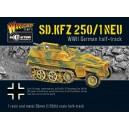 Sdkfz 250/1 Neu Halftrack (1)