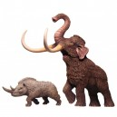 Mammouth & Rhinocéros Laineux (2)