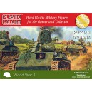 Chars Russes T70 1/72(3)