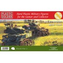 Allied Stuart M5A1 Tank 1/72(3)