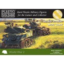Allied M5A1 Stuart Tank 15mm (5)