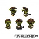 Orcs Pirates Heads (10)