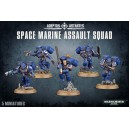 Escouade d'Assaut Space Marine (5)