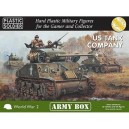 US Tank Company Army 1944 15mm (109+20)