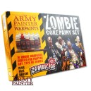 Zombie Core Paint Set Warpaints (10+1)