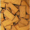 Socles MDF rectangulaire 40mm x 15mm (30)