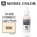 Vallejo Model Color Light Flesh