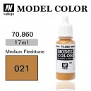 Vallejo Model Color Medium Fleshtone
