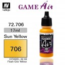 Vallejo Game Air Sun Yellow