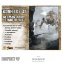 Konflikt 47 - German Army Starter Set