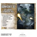 Konflikt 47 - US Army Starter Set (25+2)