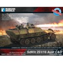 Expansion SdKfz 251/16 Ausf C/D(1)