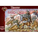 Dark Alliance Heavy Warg Orcs set 2 1/72(12)