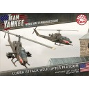 USA Cobra Attack Helicopter Platoon 15mm (2)