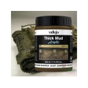 Vallejo Thick Mud Boue Européenne 200ml