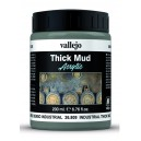 Vallejo Thick Mud Boue Industrielle 200ml
