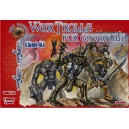 Dark Alliance Trolls for catapult Set4 1/72(2)