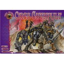 Dark Alliance Orcs catapult 1/72(2)